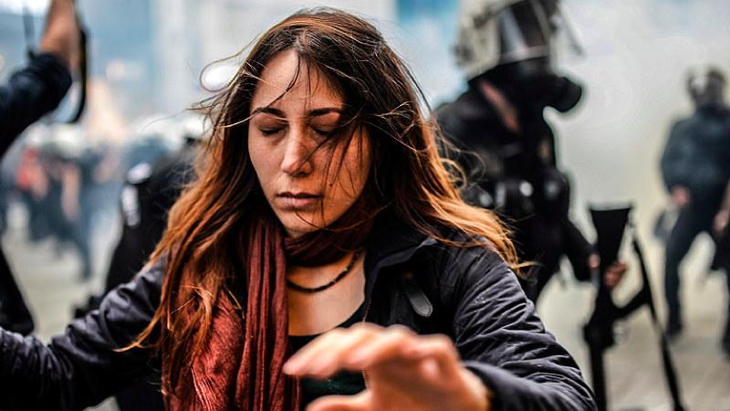 Raus aus dem Gas! Istanbul, 31.05.2014