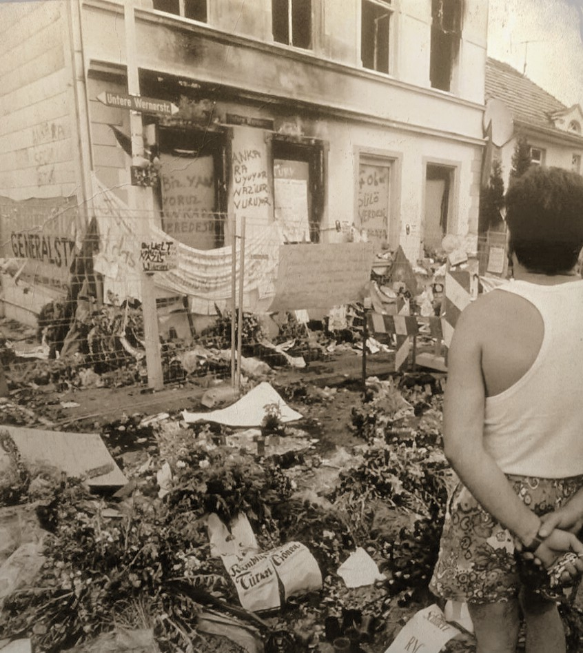 25 Jahre Naziterror und kein Ende